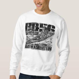 Tröja för slagskeppWashington Pullover