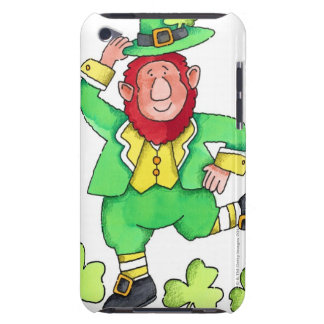 Troll & Shamrocks Barely There iPod Covers