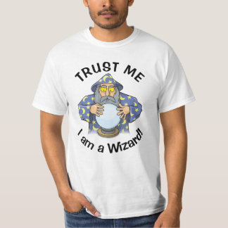 Trollkarl med boll t shirts