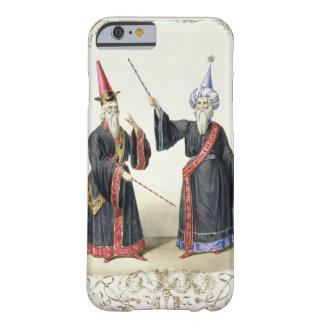 Trollkarlar på karnevalet i Berlin, 1836 (färg Barely There iPhone 6 Fodral
