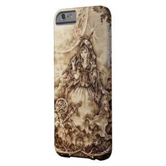 Trollkarlen - mobilt fodral barely there iPhone 6 skal