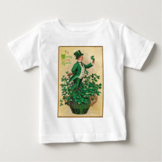 TrollShamrocklera leda i rör harpan av Erin T-shirt