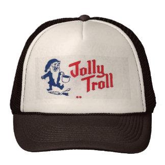 TrollSmorgasbord för vintage Jolly hatt Keps