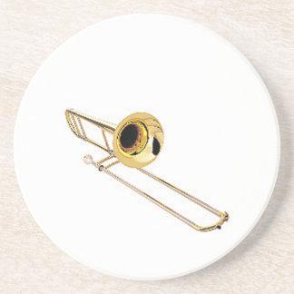 """""""Trombone"""" designgåvor och produkter Underlägg"""