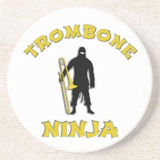 Trombone Ninja Underlägg Sandsten