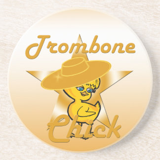 Trombonechick #10 underlägg