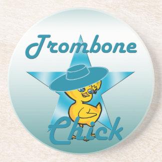 Trombonechick #7 underlägg