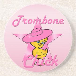 Trombonechick #8 underlägg