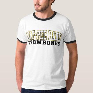 Trombonesskjorta för musikband Stråle-Pec Tee Shirt