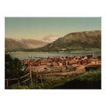 Tromso Troms, Nord-Norge, norge Posters