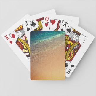 Tropikernan vinkar spelkort