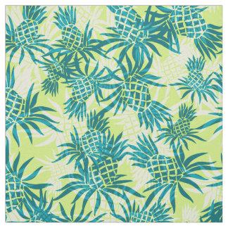 Tropisk ananasCamo hawaiibo Tyg