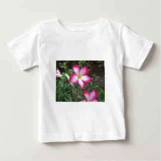 Tropisk blomma t-shirt