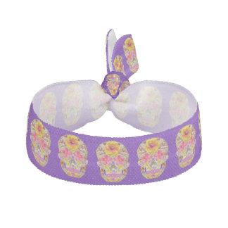 Tropisk blommaskalle 4 - hårband