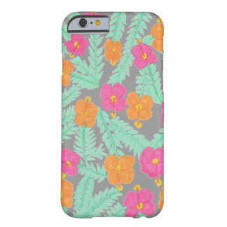 Tropisk djungeliphone case barely there iPhone 6 skal