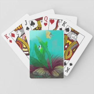 Tropisk fisk casinokort