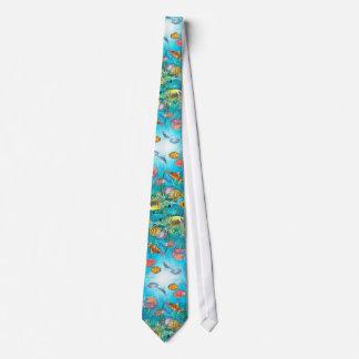Tropisk fisk slips