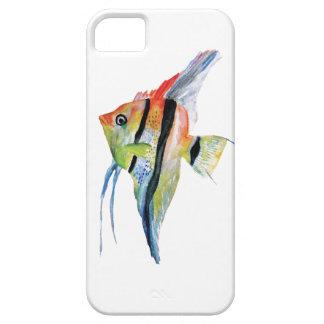 Tropisk fiskkonstiphone case iPhone 5 Case-Mate cases