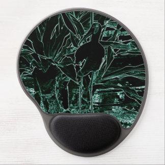 Tropisk Gel Mousepad Gelé Musmatta