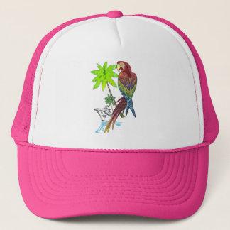 Tropisk kryssning för papegoja keps