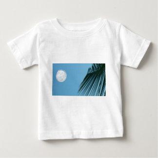 Tropisk måne tshirts