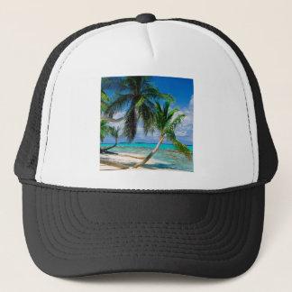 Tropisk ö Tepuka Tuvalu Keps