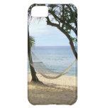 Tropisk öde för öhavstrand iPhone 5C fodral