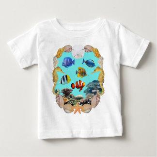 Tropisk revfisk tröja