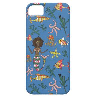 Tropisk sjöjungfru iPhone 5 cover