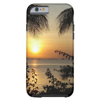 Tropisk strand tough iPhone 6 skal