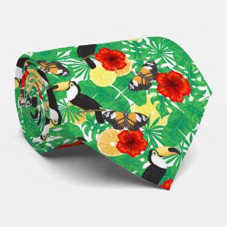 Tropisk trädgård slips