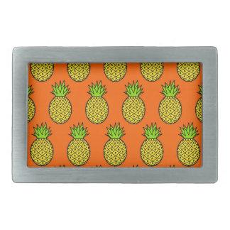 Tropiska orange ananas
