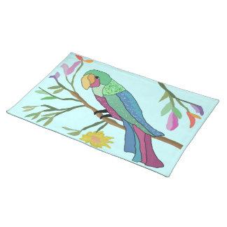 Tropiska paradisanpassningsbarbordstabletter bordstablett