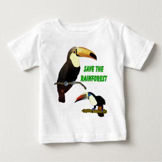 Tropiska Toucan T-shirt