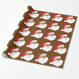 Tror du i svart jultomten? presentpapper