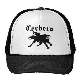 Truckerkeps för Cerbero vintagelogotyp Keps