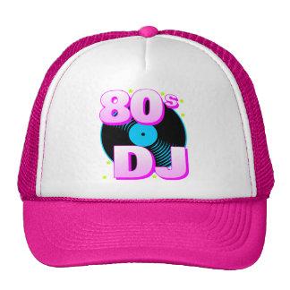 Truckerkeps för DJ för 80-tal för Corey Keps