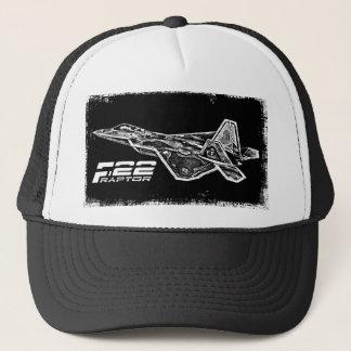 Truckerkeps för ROVFÅGEL F-22