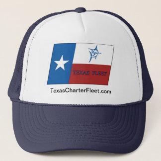 Truckerkeps för Texas charterflotta