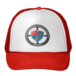 Truckerkeps: Vintagelogotyp Baseball Hat