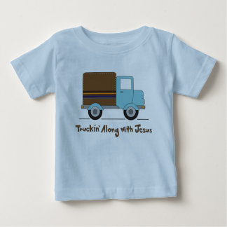 Truckin tillsammans med Jesus Tee