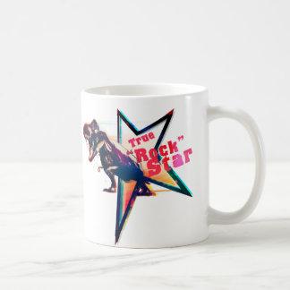 True Rock Star (Dual print) Kaffemugg