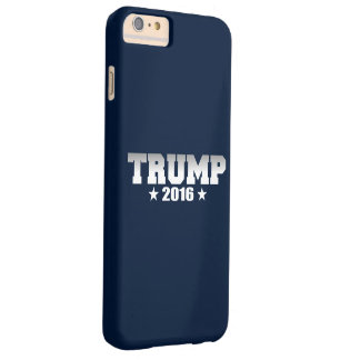 Trumf 2016 barely there iPhone 6 plus fodral
