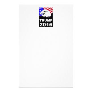 Trumf 2016 brevpapper