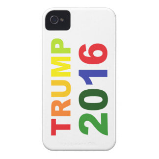 Trumf 2016 iPhone 4 Case-Mate skal