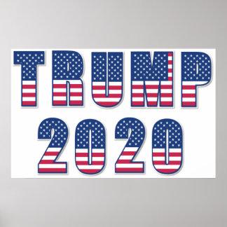 Trumf 2020 poster
