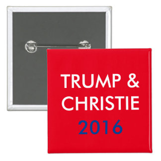 Trumf & Christie 2016 kvadrerar knäppas Standard Kanpp Fyrkantig 5.1 Cm