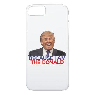 Trumf därför att I-förmiddag Donalden