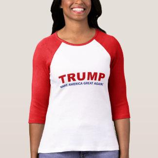 Trumf för den presidentskjortan 2016 t shirts