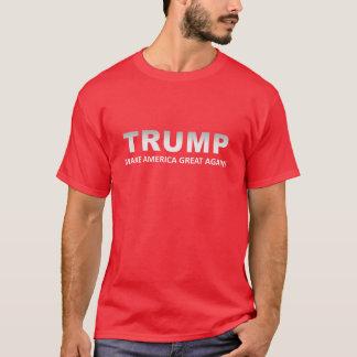 Trumf för den presidentskjortan 2016 tröjor